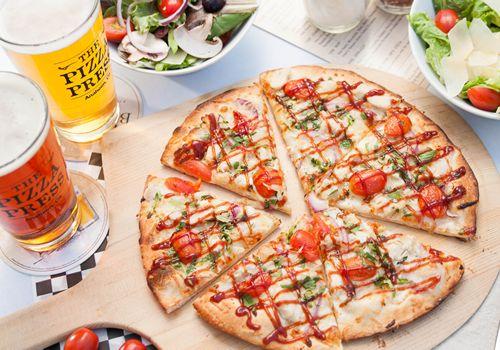 The-Pizza-Press-menu